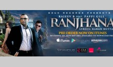 RAJEEV B Gets ready for the release of his latest single titled RANJHANA