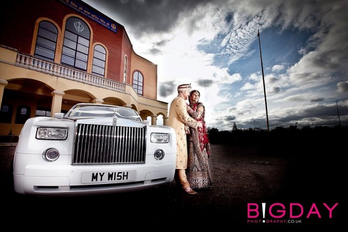 Rolls Royce Phantom Proves To Be Wedding Car Of The Year As Its Popularity Pinnacles