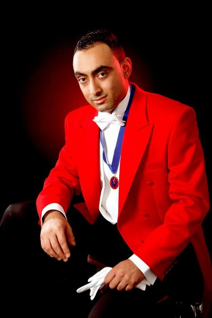 Let Kudos Introduce You To The UK's Youngest Asian Toastmaster