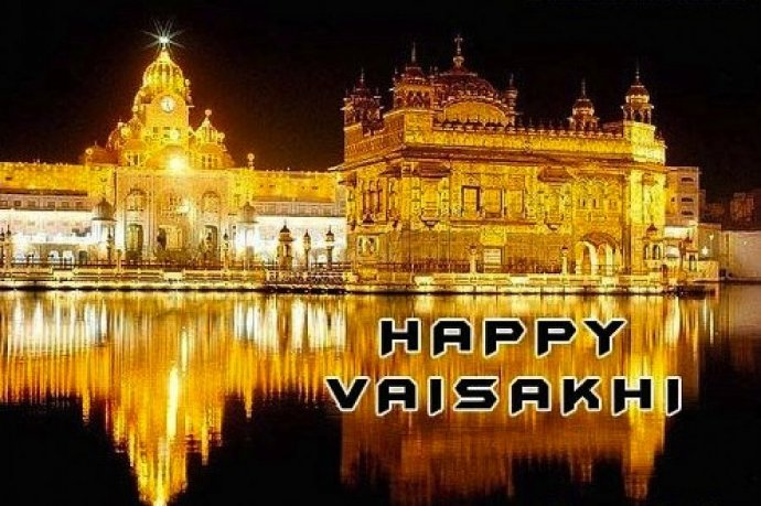 Happy Vaisakhi From Of All Of The Team At Kudos