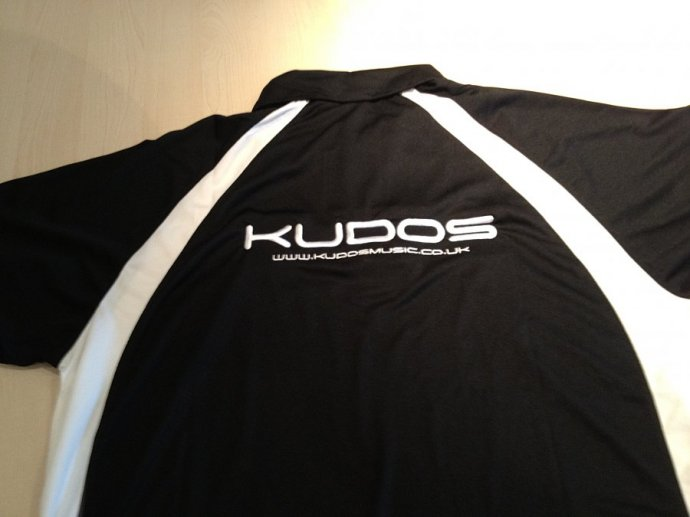 """Kudos On Your Uniform"" - The Kudos Teams Get New Uniforms!"