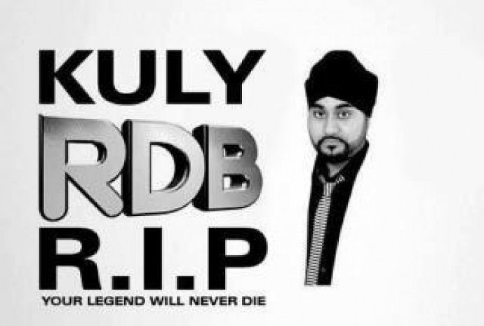 Kudos Remember Kuly: Rest In Peace Brother.