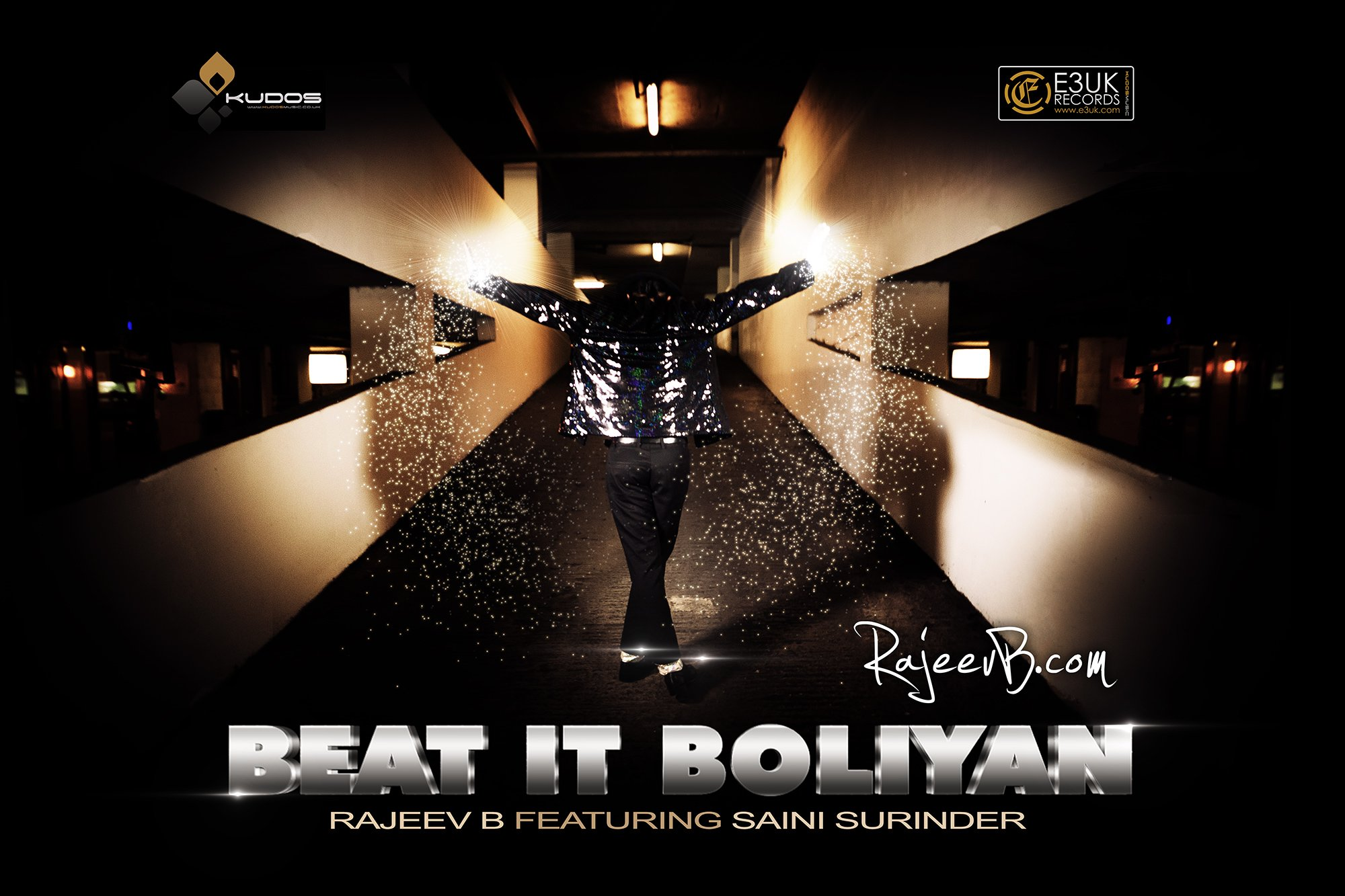 Beat It Bhangra Stylee With Rajeev B! - The official Bhangra tribute to Michael Jackson