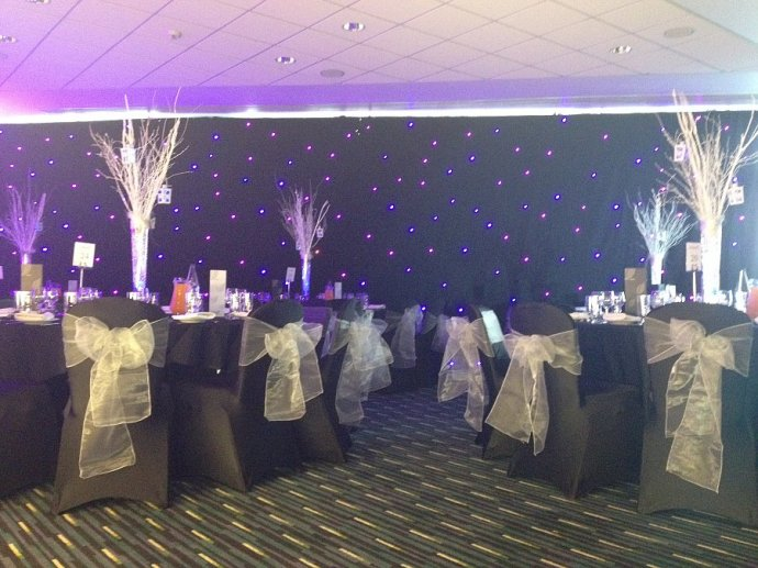 Park Inn Hotel Heathrow gets a Starcloth Transformation for some extra added magic