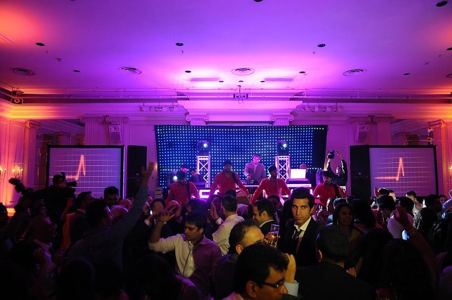 Kudos Party takes on Park Lane! Kudos Make This Grosvenor House Wedding Truly Unforgettable...