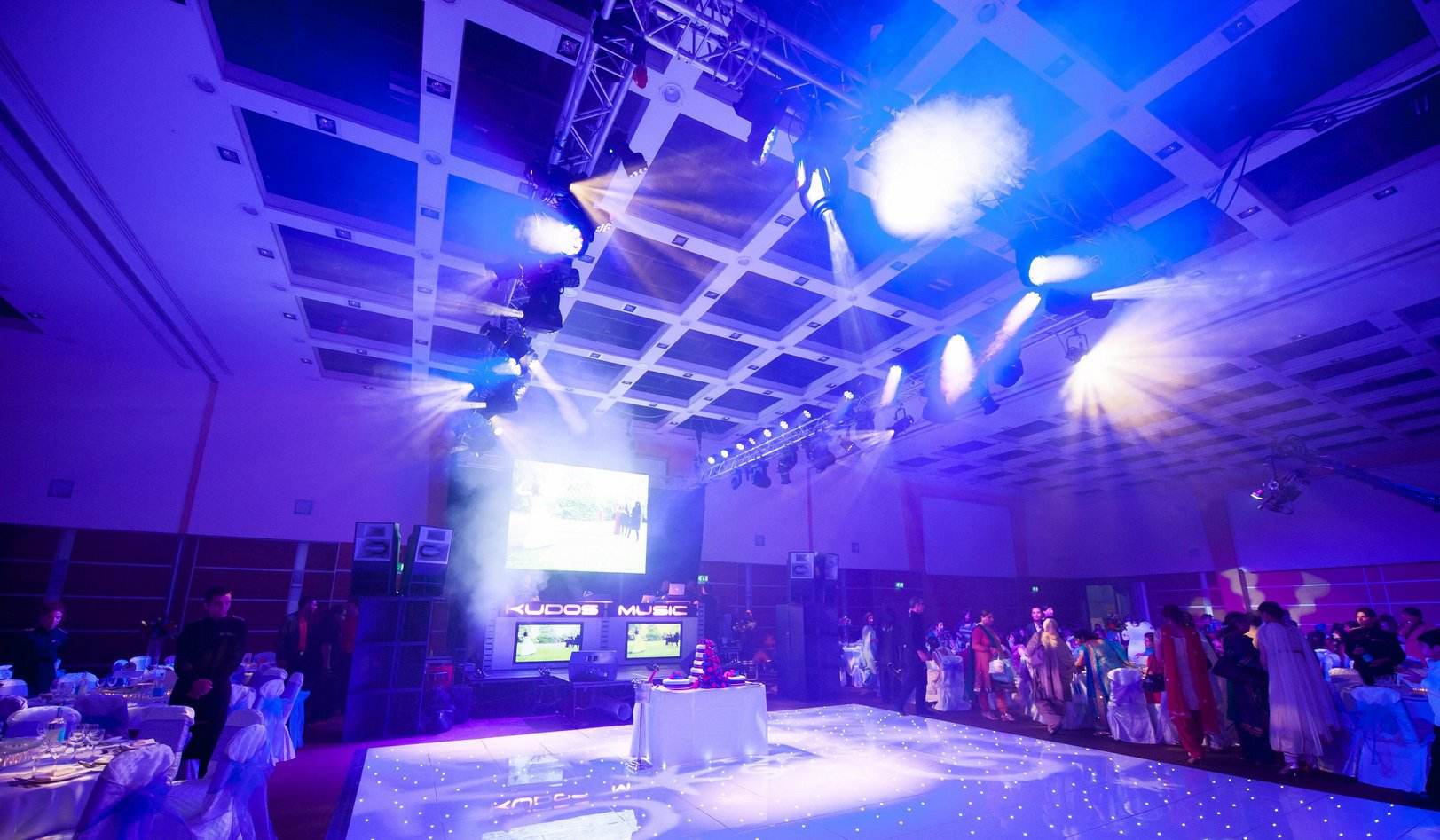 The Wedding of Kavan & Manroop - Entertainment, Cars & Decor by the Kudos Entertainment Team