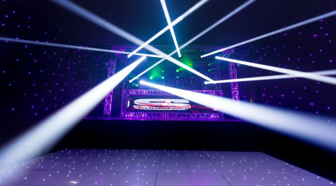 Where have you BEAM! - Kudos add the Chauvet Legend Beam 230 to its lighting production range