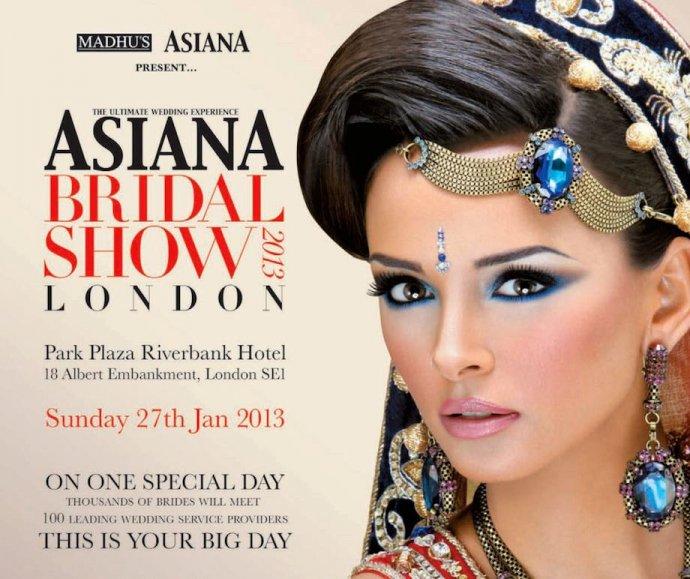 Kudos Exhibit at the Asiana & Madhu's  Bridal Show 2013