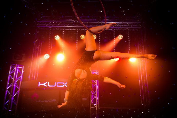 The newest entertainment acts to join the Kudos team