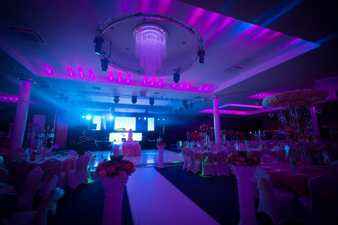 Another vision brought to life at the New Bingley Hall