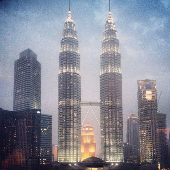 Kudos Jet Sets to Malaysia