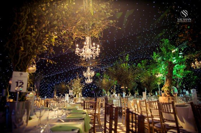 The Kudos Enchanted Garden Wedding A Fantasy Land