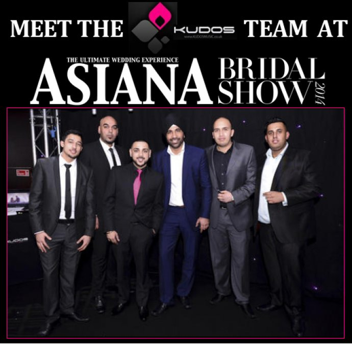 Meet us at the Asiana Bridal Show, stand No 316