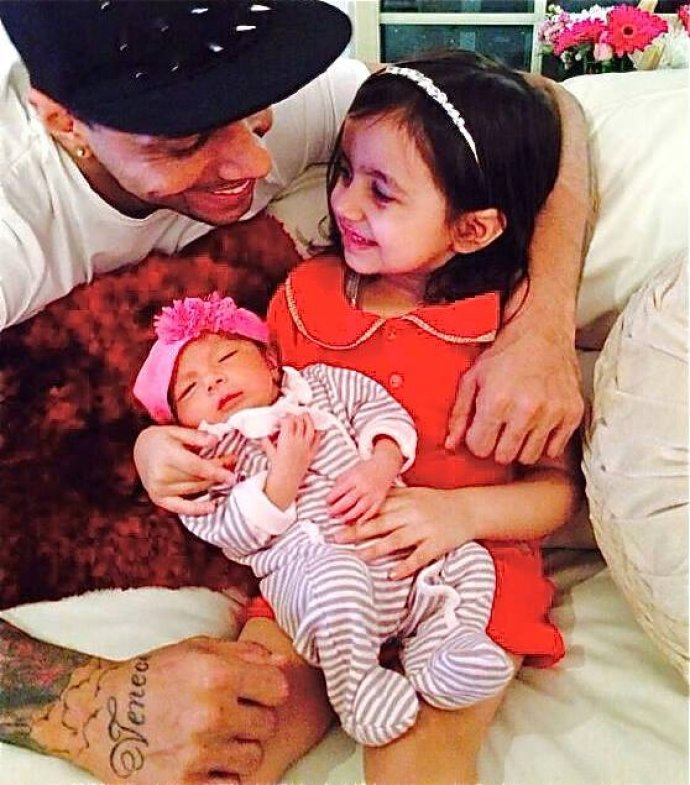 Juggy D becomes a Daddy again
