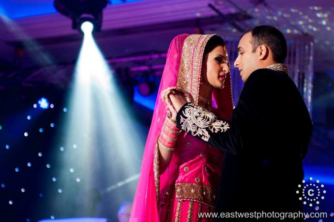 The Wedding of Hardeep and Monica