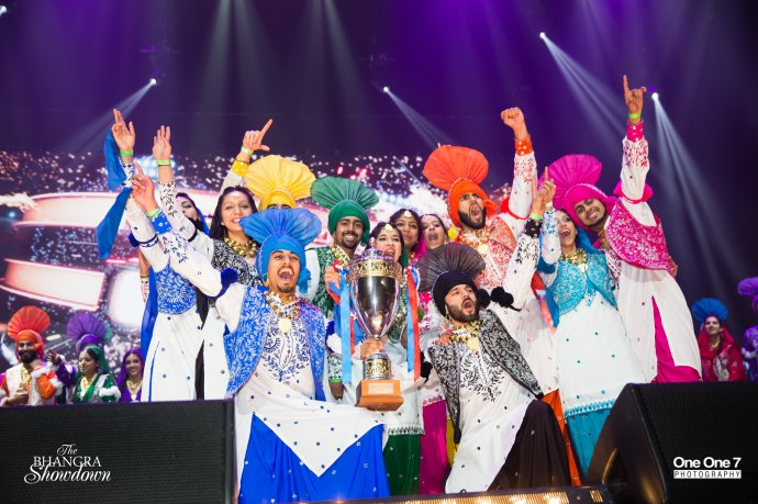 The Imperial College Bhangra team- WINNERS of the BHANGRA SHOWDOWN 2015 - are available to book now for the summer of 2015 (July - September)