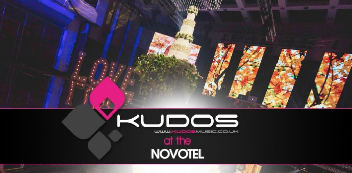 Kudos at the Novotel