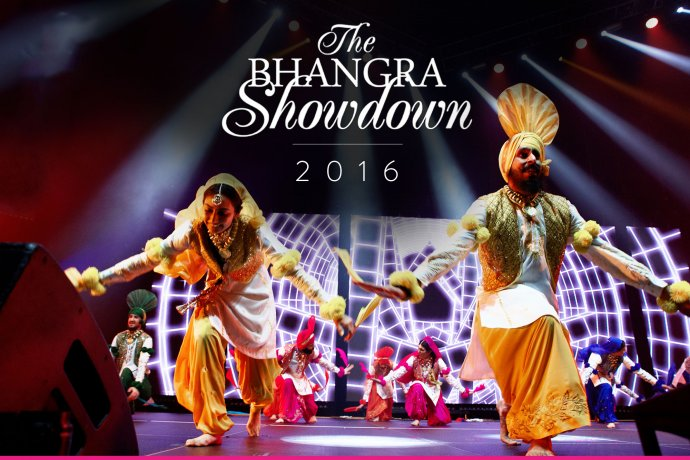 Kudos Music at The Bhangra Showdown 2016