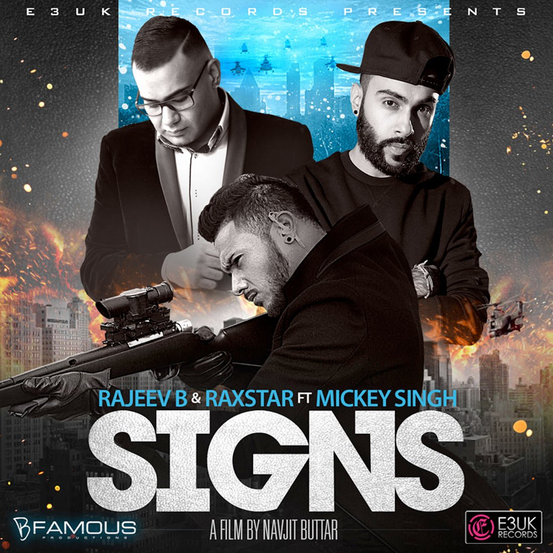 E3UK Records are proud to present Signs