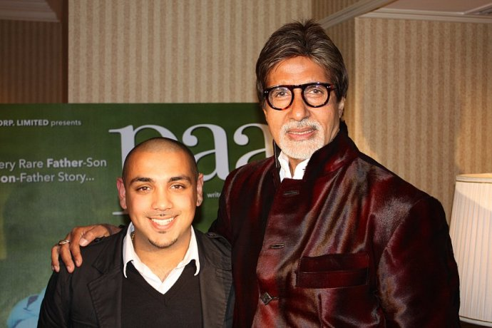 Jas Johal Interviews Bollywood Legend Amitabh Bachchan