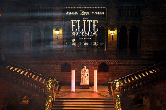 Kudos Exhibit At Asiana Elite Bridal Show - Natural History Museum