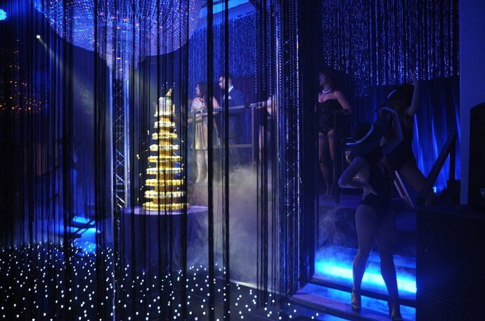 Kudos Transforms London Hiltons Wellington Suite Into A List Night Club