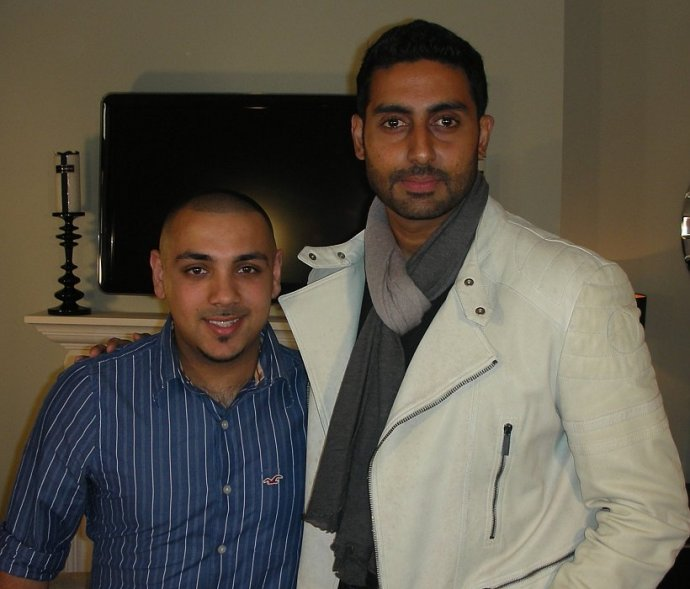 Jas Johal Interviews Abhishek Bachchan on New Movie 'Raavan'