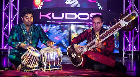Bollywood Sitar And Tabla