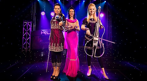 Bollywood Violin Trio